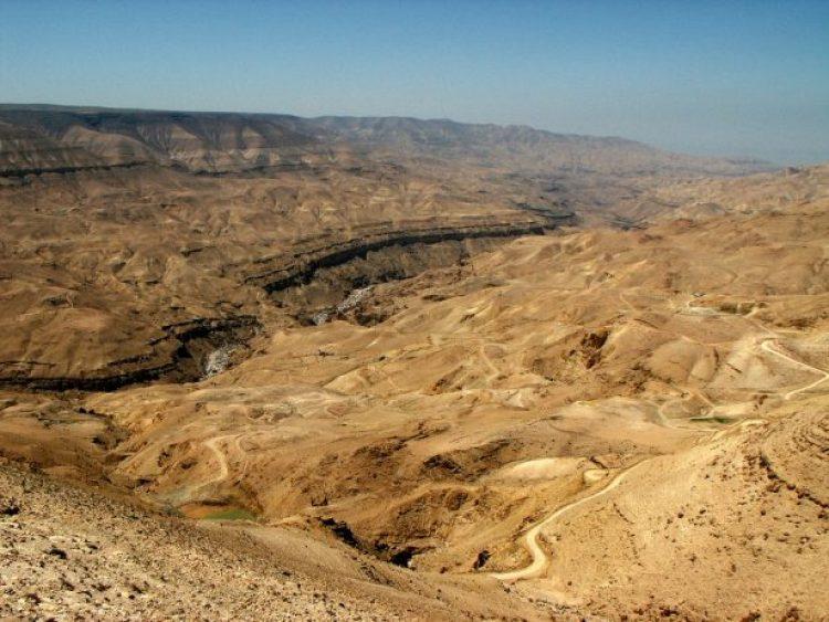 Wadi Mujib Jordan620