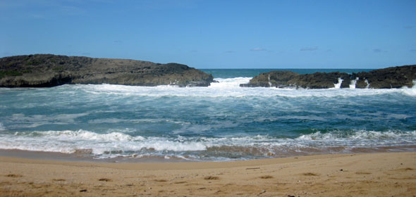 Mar Chiquita, a Secluded Beach in Puerto Rico3