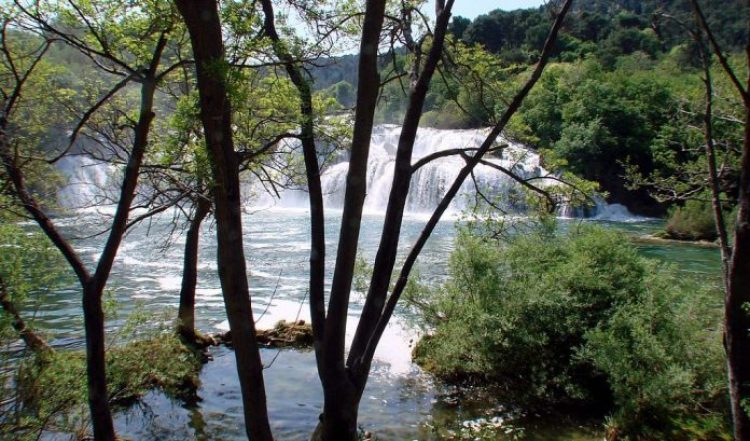 Skradinski buk Waterfall in Croatia13