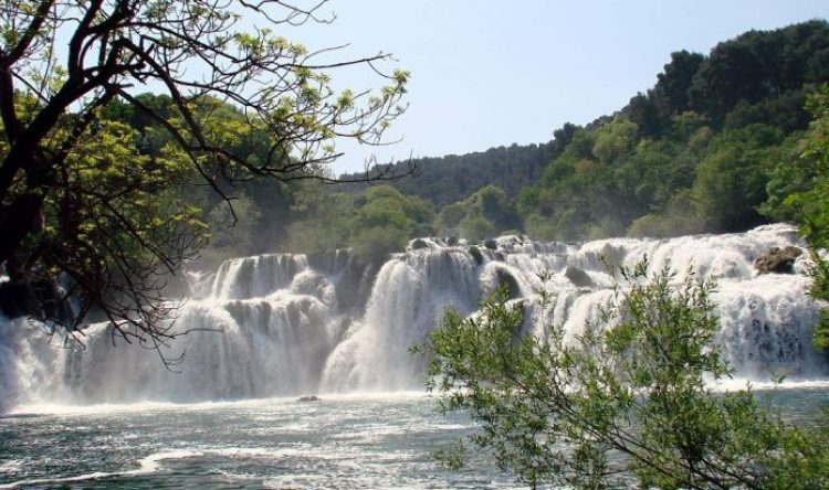 Skradinski buk Waterfall in Croatia14