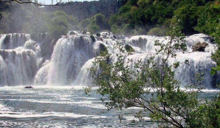 Skradinski buk Waterfall in Croatia16