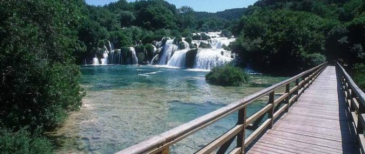 Skradinski buk Waterfall in Croatia8