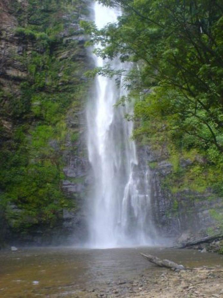 Wli Falls, Ghana17