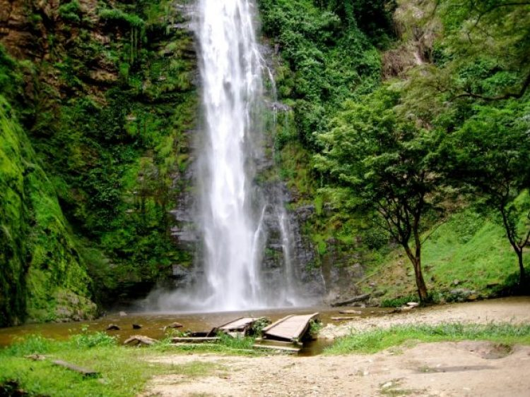 Wli Falls, Ghana6