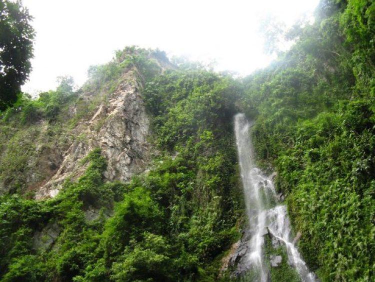Wli Falls, Ghana7