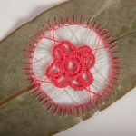 Exquisite Leaves Embroidery Patterns by Hillary Fayle