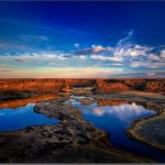 Dry Falls: The Largest Waterfall That's No Longer Exist