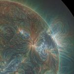 NASA Releases Stunningly Colorized Photograph of Our Sun