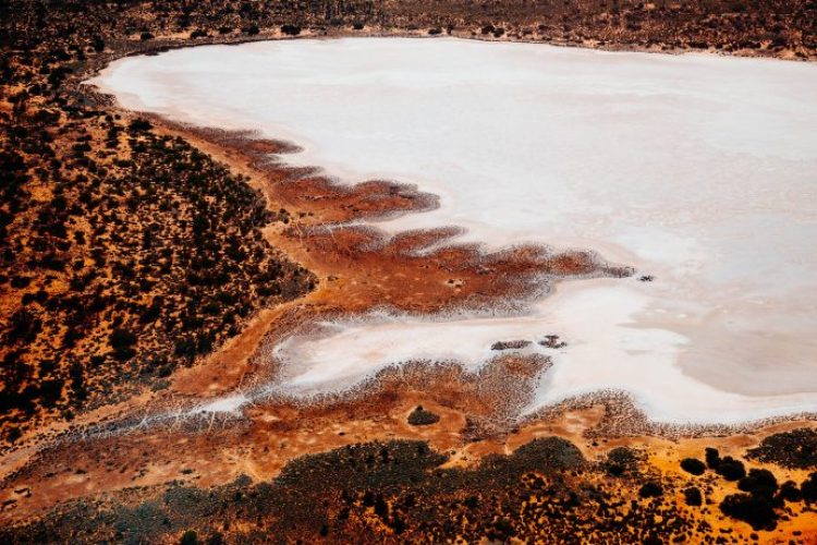 Lake Amedus I