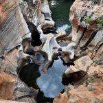 True Natural Water Wonders of Bourke's Luck Potholes
