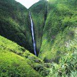 Papalaua Falls, the Most Attractive Natural Phenomena of Hawaii