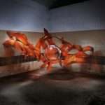 Street Artist Creates Magnificent 3D Graffiti That Seems To Float In the Air