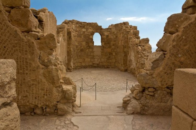 Masada Chapel