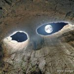 """Prohodna"" Two Eye Cave in Bulgaria"
