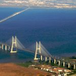 Ponte Vasco da Gama! One of Longest Bridge in Europe