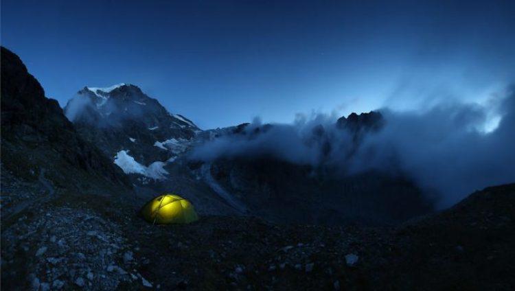Arolla, 2,400m Valais Alps, Switzerland
