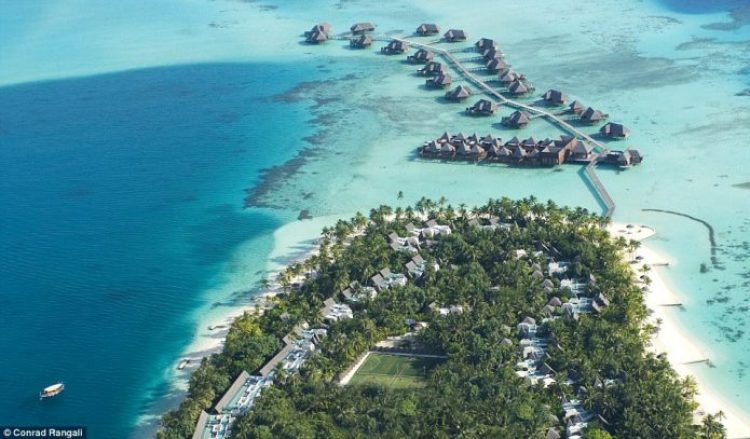 Conrad Maldives Rangali Island - Alif Dhaal Atoll, Maldives