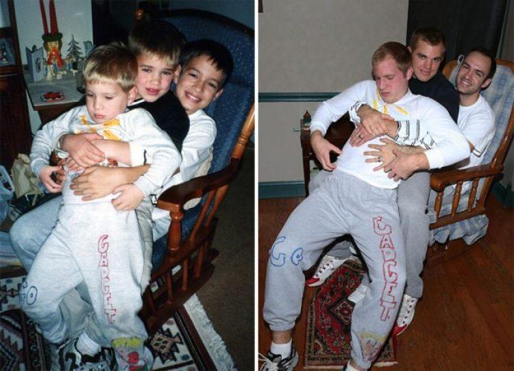 three-brothers-remake-childhood-photos-christmas-calendar-gift-13