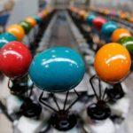 The Schrall Coloured Eggs Company in Austria