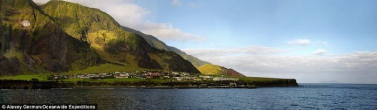 Cruise operator Oceanwide Expeditions have four cruises that take in three-day stops at the Tristan da Cunha archipelago
