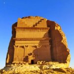 The Lonely Castle of Mada'in Saleh