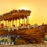 The World's Largest Flower Garden in the Middle of a Desert.