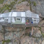 Frightening Glass Capsules Hang 400 Feet above Peru's Sacred Valley