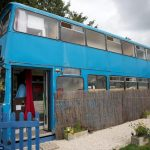 British Couple Spends £15,000 Converting double-decker bus into Private Retreat