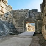 The Lion Gate: The Entrance Gate of Mycenae