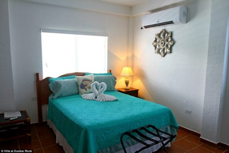 The resort has eight private air-conditioned suites sleeping up to 18, perfect for a large family holiday or party