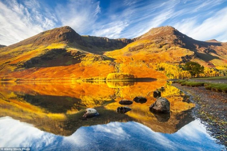 There is little that can rival the Lake District's jaw dropping beauty and this is particularly true when the leaves begin to change