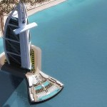 Burj-Al-Arab: The World's Only Sever Star Hotel