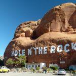 Hole N' The Rock, Utah