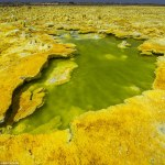 The Incredible Hydrothermal Fields of Ethiopia