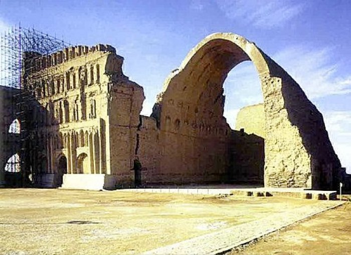 "Mithradates was founded Ctesiphon, ""the King of Parthian Empire"" as a royal residence, after he annexed Babylonia by defeating the Greeks."