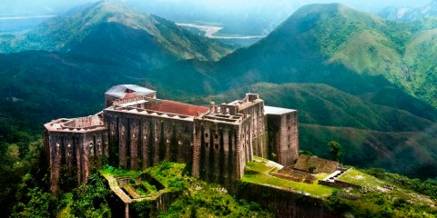 . In 1982, Citadelle Laferriere is included in the list of World Heritage Site by UNESCO.