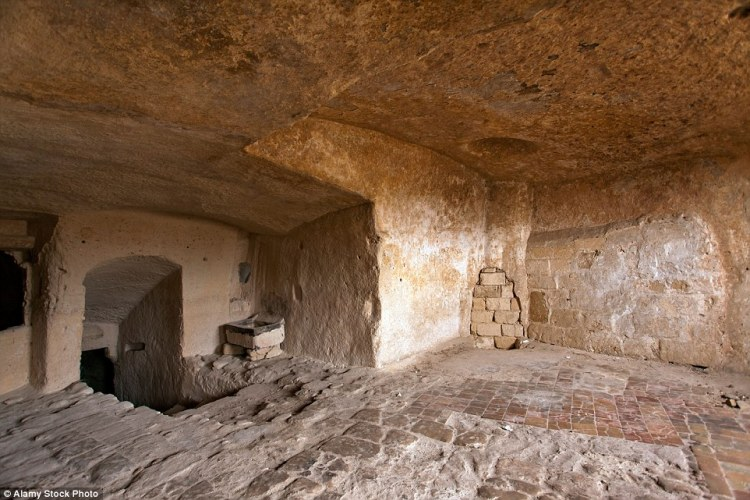 Hence, until the late 20th century, the Matera region was one of the poorest places in Italy.