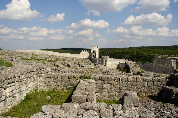 In Bulgaria, Shumen Fortress is one of most popular landmarks, three kilometers away from center of Shumen.