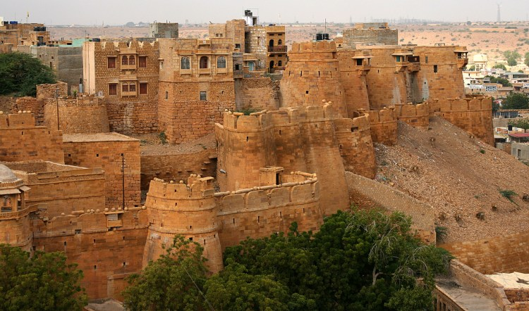 Moreover, 6 forts of Rajasthan, namely, Jaisalmer Fort, Gagron Fort, Amber Fort, Chittorgarh Fort, Kumbhalgarh and Ranthambore Fort were included in the UNESCO World Heritage Site list in June 2013.