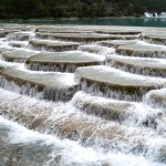 The White Water Terraces of Baishuitai