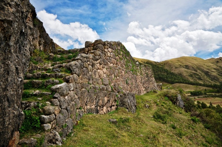This is Peru's most prominent archaeological sites in the city of Cusco, and most noteworthy place to observe the Peruvian ruins.