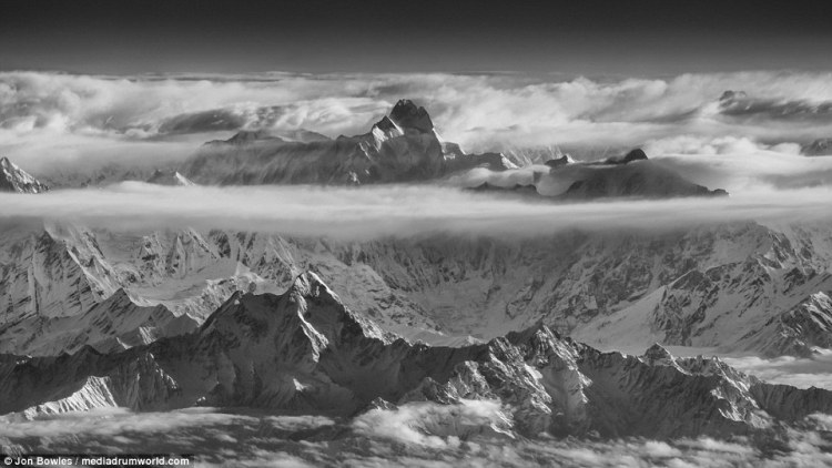 Kunyang Chhish mountain is located in the Karakoram range of Pakistan,