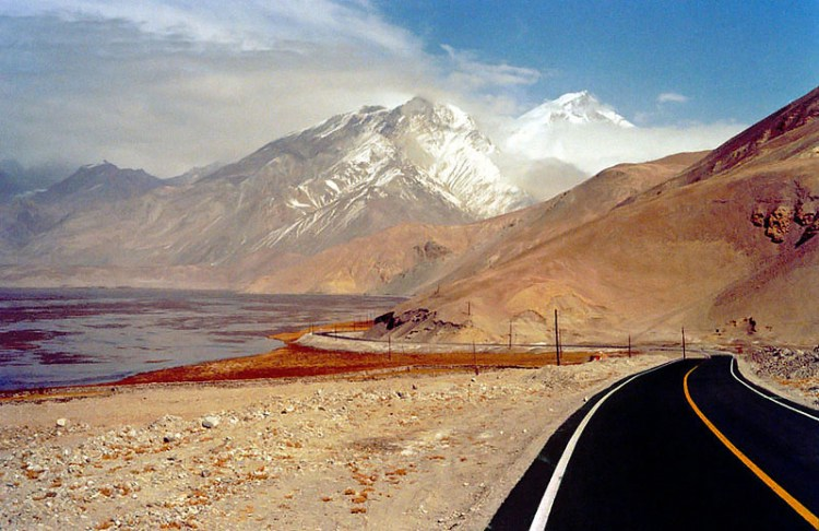 The Karakoram Highway is one of the greatest engineering accomplishments of the 20th century.
