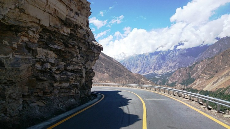 In 2006, KKH was ranked third best tourist in Pakistan by the Guardian. The unbelievable views of K2 along the way make it a popular tourist route;