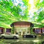 The World's First Rainforest Hotel