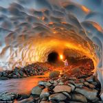 Ice Cave Kamchatka, The Most Magical Cave in the World
