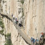 El Caminito del Rey Path, The Most Dangerous Foothpath in Spain's