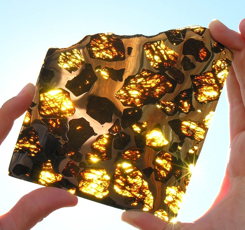 The Mysterious Fukang Meteorite