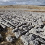 Amazing Limestone Pavements of Orton Fells, in England