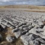 Amazing Limestone Pavements of Orton Fells, in England